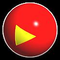 Carbuncle - ムービープレイヤー 広告なし有料版 icon