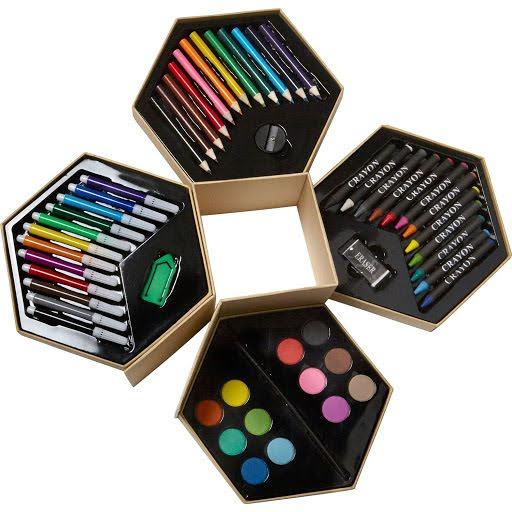 Childrens Drawing Art Set