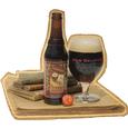 Logo of New Belgium 1554 Enlightened Black Ale