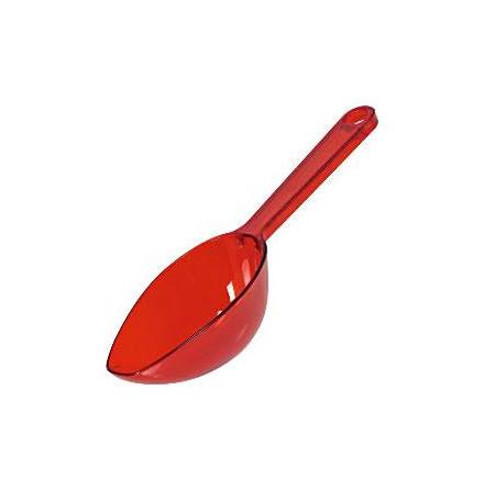 Skopa - röd