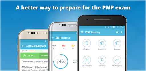 ★★★★★ Master the four-hour PMP exam with ease! Download PMP Mastery today.