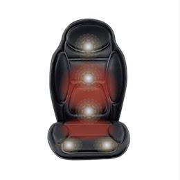 Husa electrica scaun auto, 12V cu incalzire si masaj cu actionare separata
