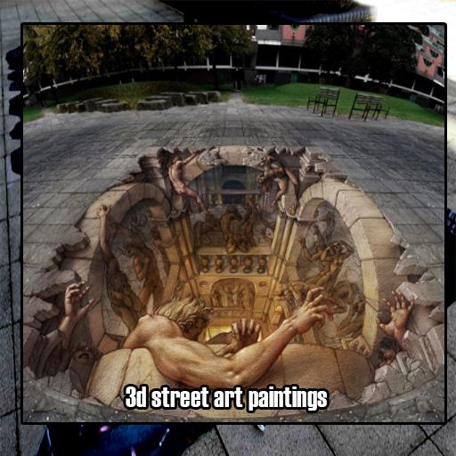Street Art Paintings