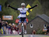 La Flèche Wallonne connaît aussi son vainqueur chez les femmes