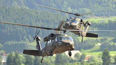 Photo: Austriackie S-70 Blackhawk