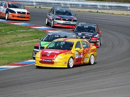 Mclarean Car drift racing simulator - náhled