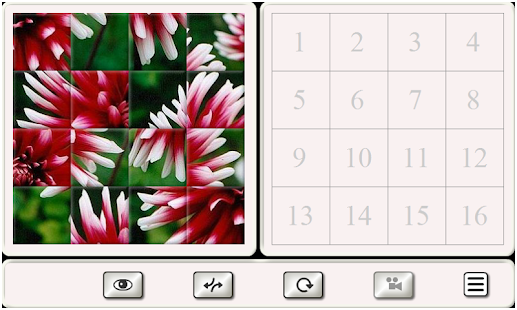 Puzzle and Guess the Flower - náhled