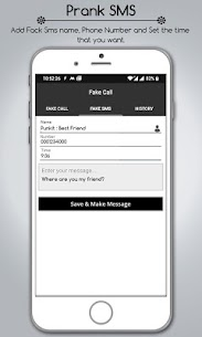 Fake Call – Fake SMS App Download For Android and iPhone 4