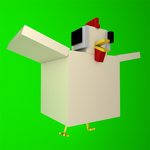 Chicky Chicken 街機 App LOGO-APP開箱王