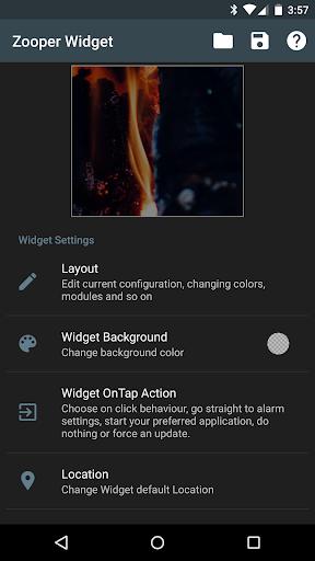 Zooper Widget Pro screenshot 7