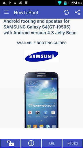 Root Android all devices apk screenshot 5