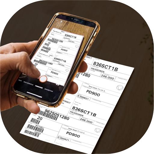 Scanner de Documentos HD - Digitalização em PDF