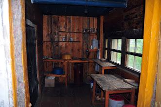 Photo: La cuisine de la maison C.OR.E.