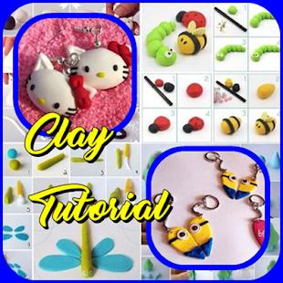 Clay Tutorial - náhled