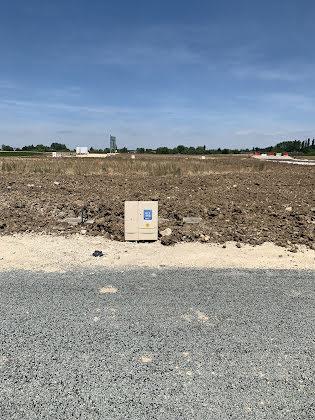Vente terrain à bâtir 416 m2