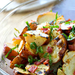 Grilled Red Potato Salad With Bacon Recipes
