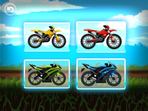 Fun Kid Racing - Motocross  screenshots 17