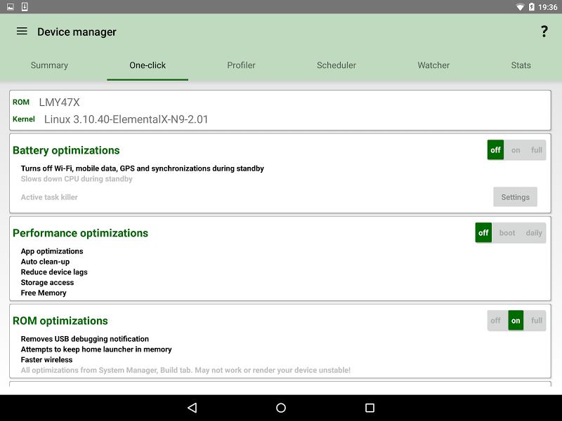 3C Toolbox Pro Screenshot 9