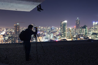 Photo: Rooftop Inception, Part II Part I of Rooftop Inception was fun, so part II seemed like a natural fit. Dun dun dun.  #toronto #rooftopping #urbex #urbanexploration #portrait #inception