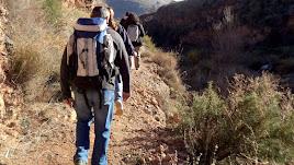 El PMD abre la inscripción para una ruta por el sendero del Agua-Castañar de Paterna.