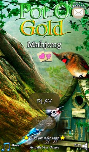 Hidden Mahjong: Pot O' Gold