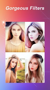 InstaBeauty - Selfie محرر APK screenshot thumbnail 8
