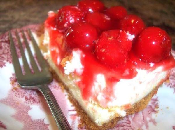 Ultimate Cherry Cheescake Recipe