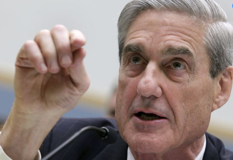 US Special Counsel Robert Mueller.