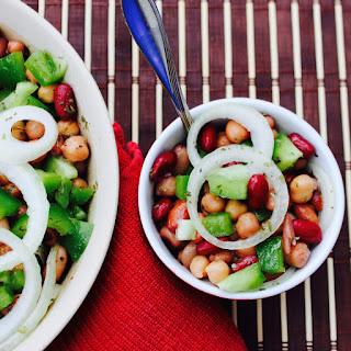 A Whole Lotta Bean Salad Recipe