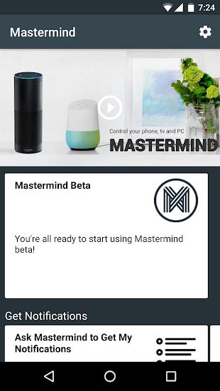 Mastermind - Alexa/Google Home App für iPhone - Download für