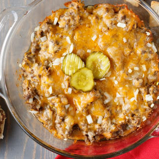 Iowa Sloppy Joe Dip.