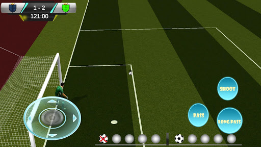 Playing Football 2020 apkmind screenshots 13