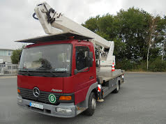 Picture of a WUMAG WT 250 / DAIMLER ATEGO 812