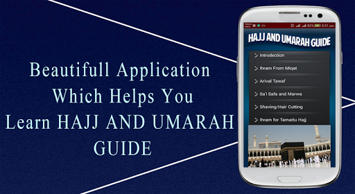 Hajj and Umrah Guide app