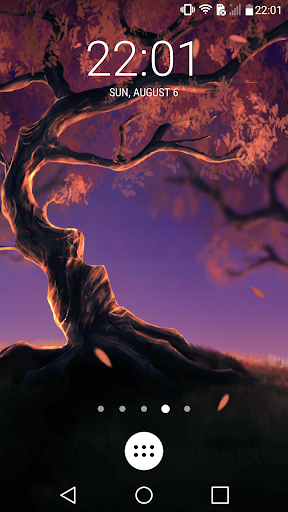 Woody Land :  Tree live wallpaper Parallax 3D free 2.5.5 screenshots 2
