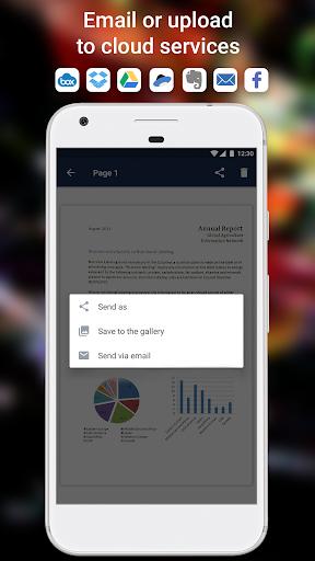 ABBYY FineReader client 1.1.0.5 screenshots 5