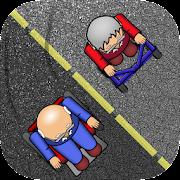 Grandpa Rally - Insanity Crash