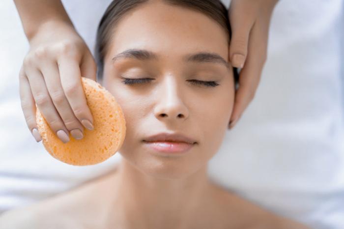 Peeling contra el acné