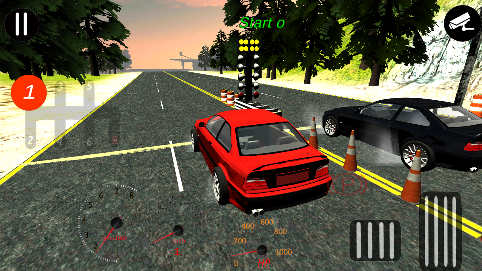 Drag Racing 2 – Screenshot