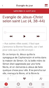 Prions en Eglise Capture d'écran