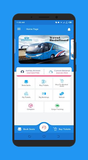 Daewoo Express Mobile 17.5 screenshots 2