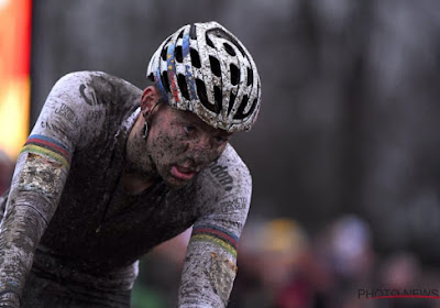 """Mathieu van der Poel pakt opnieuw uit: """"Leuk om ook eens op een zwaar parcours het goede gevoel te hebben"""""""