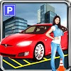 jeu de parking de voiture de luxe: parking mania