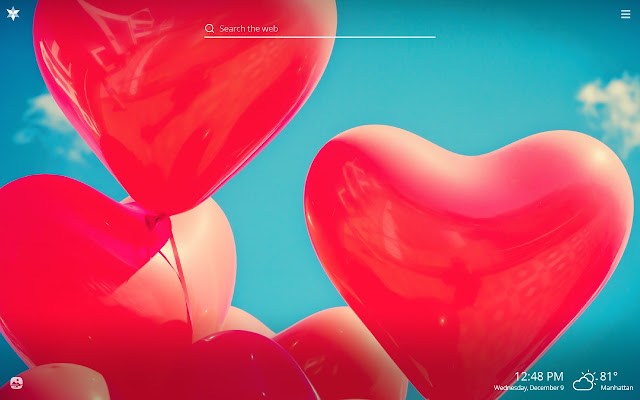 Happy Valentine's Day HD Wallpapers New Tab