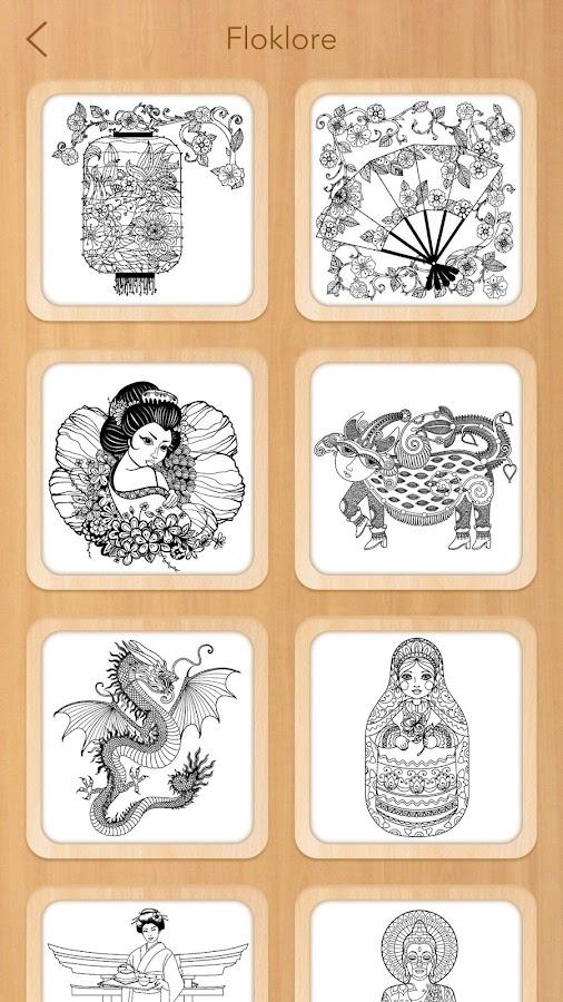 Coloring Book For Family Screenshot