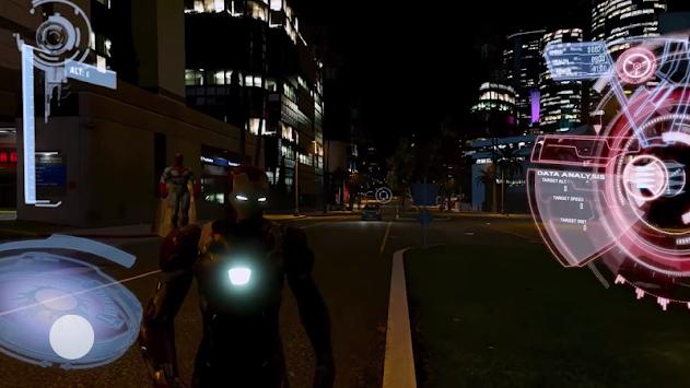 3D Ironman Simulator apk screenshot