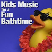 Kids Music for a Fun Bathtime