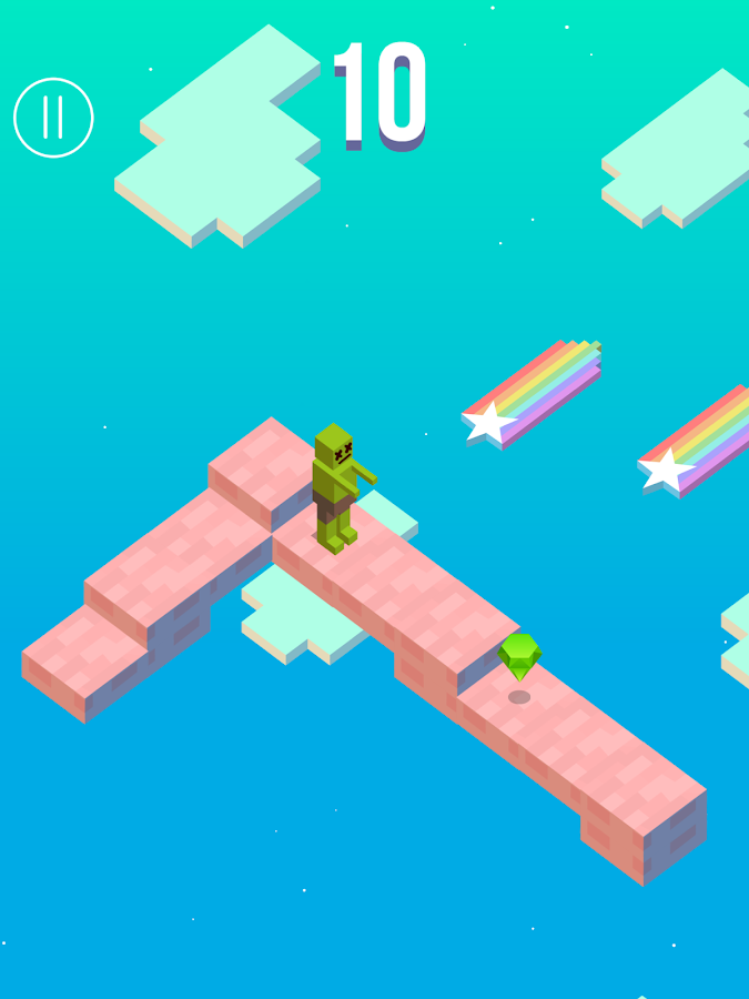 Cloud Path- screenshot
