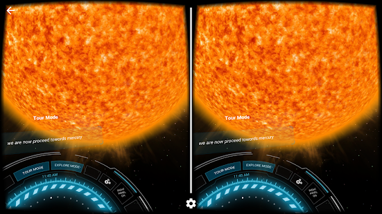 SolarVR by Aura Interactive- screenshot thumbnail