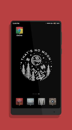 Black Art Wallpaper 1.02 screenshots 1